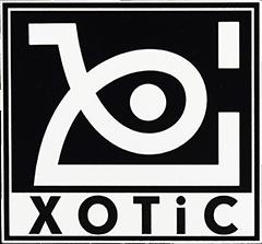 エキゾチックの旧ロゴ