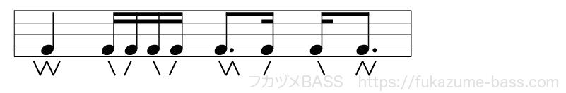 音符の長さ13