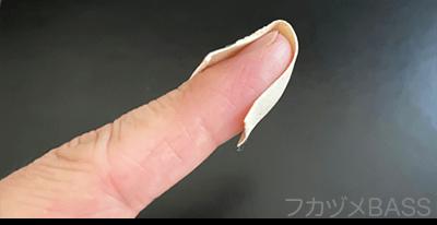 ベースの練習で指が痛い03